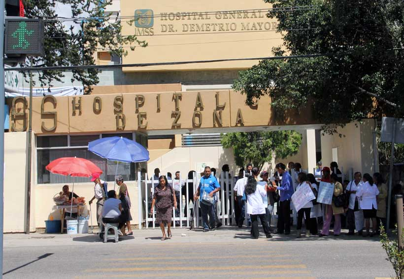 Dicotomía, el mal que carcome a la comunidad médica de Oaxaca | El Imparcial de Oaxaca