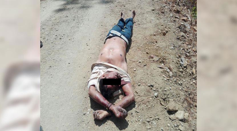 Tras ejecutarlo lo lanzan al barranco en Sola de Vega, Oaxaca | El Imparcial de Oaxaca