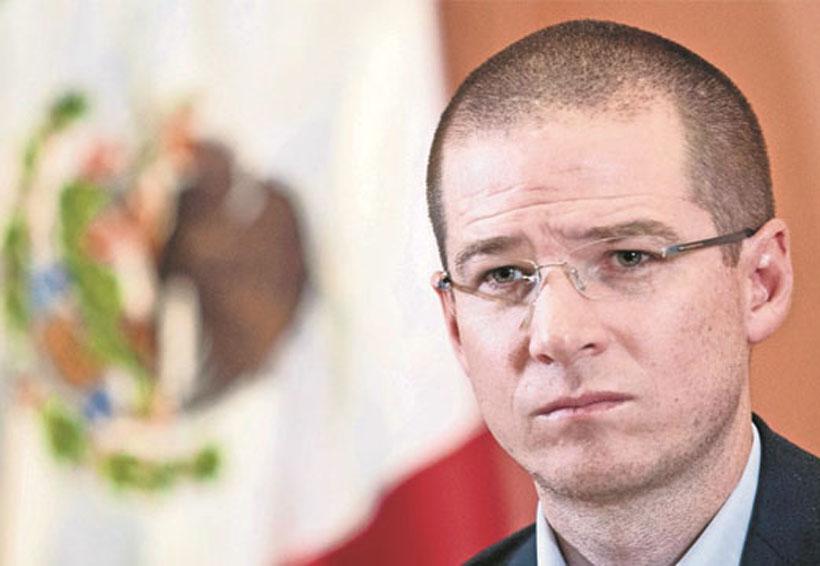 Solicitan que Ricardo Anaya renuncie a candidatura | El Imparcial de Oaxaca