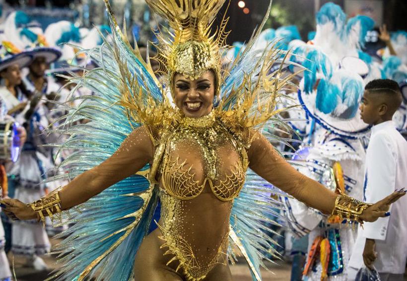 Comienza fiesta por carnaval en Río de Janeiro | El Imparcial de Oaxaca