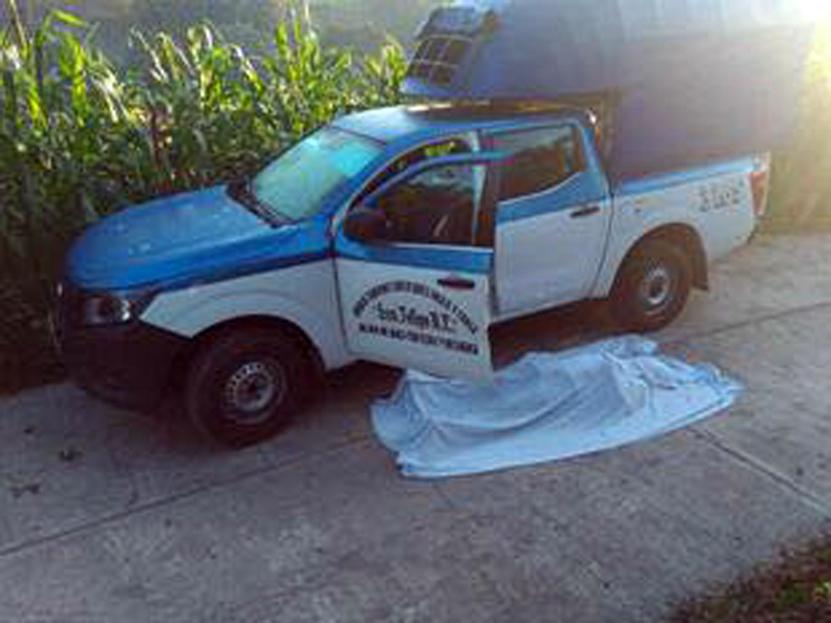Buscan agentes a asesinos de transportista en Jalapa de Díaz, Oaxaca | El Imparcial de Oaxaca