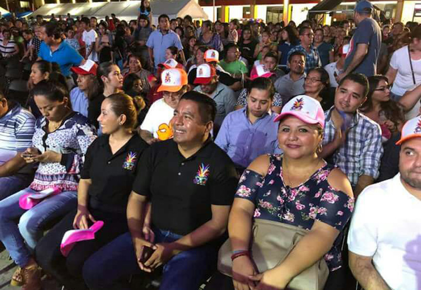 Presentan elenco del Carnaval 2018 en Tuxtepec, Oaxaca | El Imparcial de Oaxaca