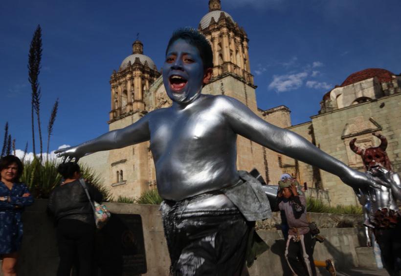 Dan una probadita del Carnaval de San Martín Tilcajete, Oaxaca | El Imparcial de Oaxaca