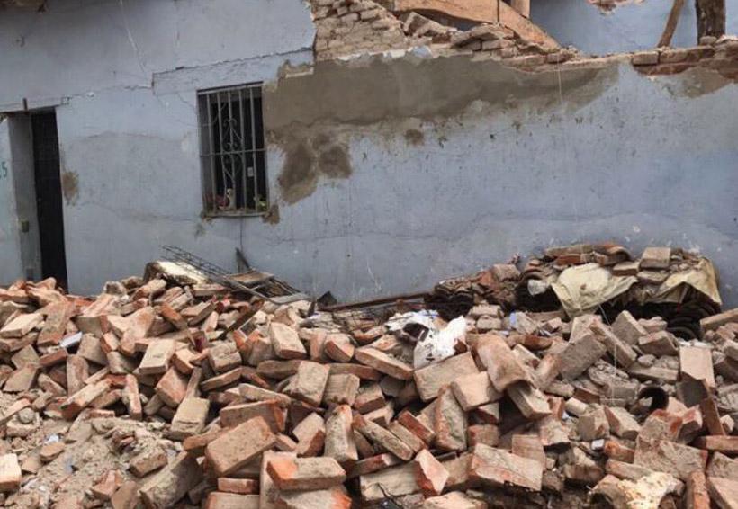 Damnificados del Istmo en Oaxaca, denuncian reparto fraudulento y olvido después de los sismos | El Imparcial de Oaxaca