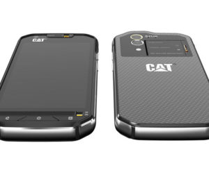 El nuevo teléfono de Caterpillar es más fuerte y tiene cámara térmica