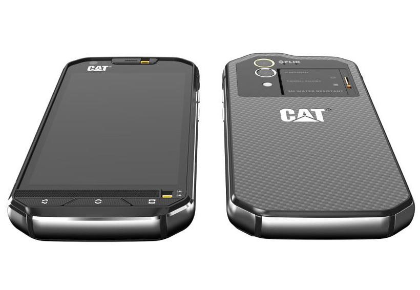 El nuevo teléfono de Caterpillar es más fuerte y tiene cámara térmica | El Imparcial de Oaxaca