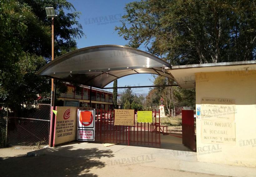 Oficinas del Cobao continúan tomadas por sindicalizados
