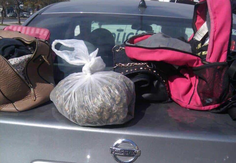 Cae pareja con droga en operativo de revisión | El Imparcial de Oaxaca