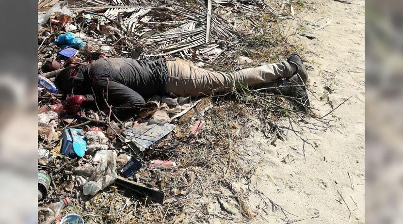 Lo asesinan a machetazos y tiran en el basurero cerca de Jamiltepec, Oaxaca | El Imparcial de Oaxaca