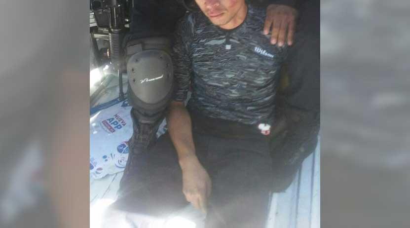 Transeúntes detienen a acusado de robo | El Imparcial de Oaxaca
