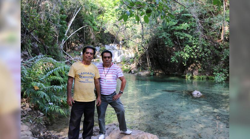 Cascadas Mágicas de Copalitilla, de luto | El Imparcial de Oaxaca