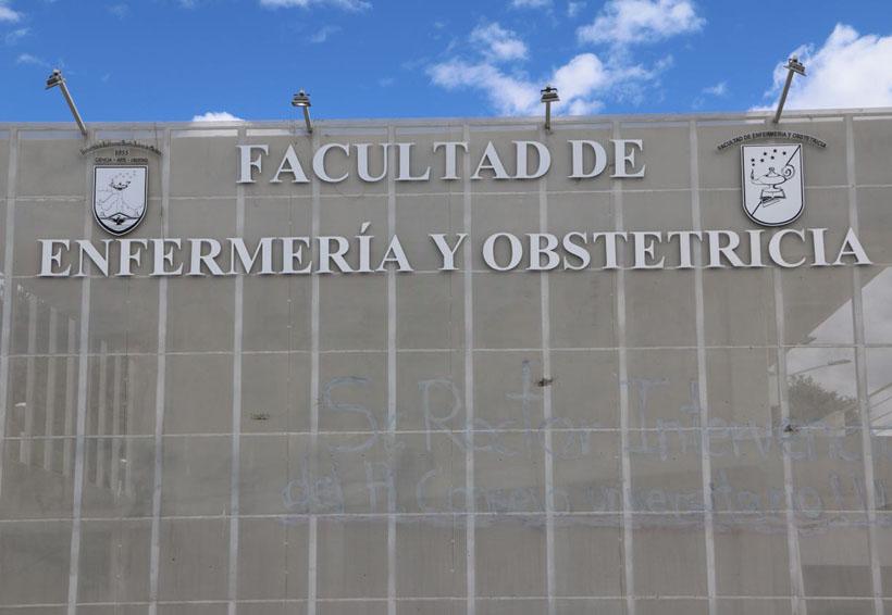 Denuncian altos cobros en la Facultad Enfermería de la UABJO   El Imparcial de Oaxaca