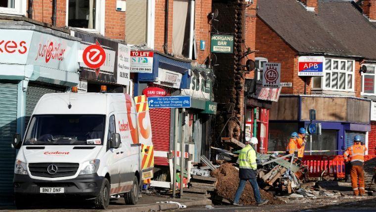 Cinco muertos dejó explosión de un edifico en Inglaterra | El Imparcial de Oaxaca
