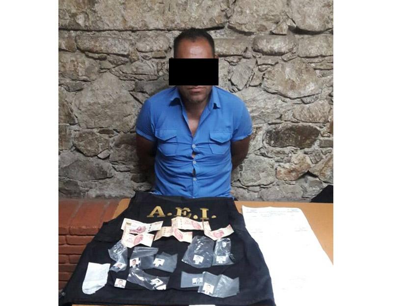 Se decía policía pero resulto ser taxista en Oaxaca | El Imparcial de Oaxaca