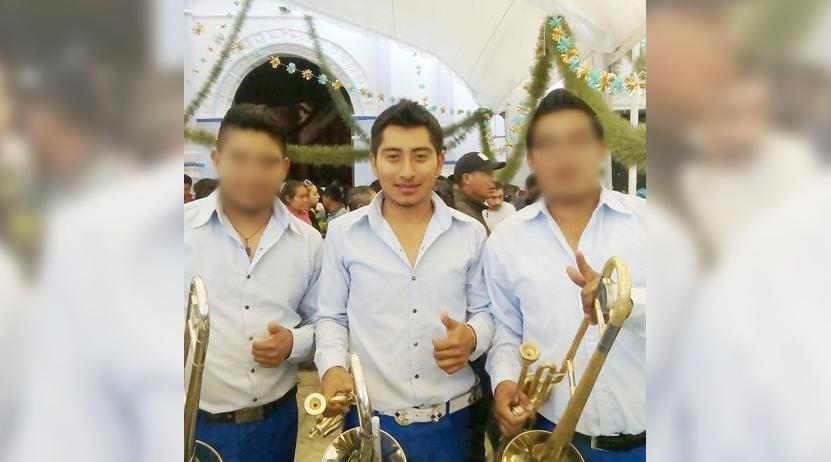 Despiden a joven músico en Tlaxiaco, Oaxaca | El Imparcial de Oaxaca