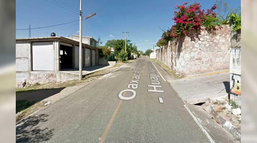 Arrollan a padre e hijo en carretera de Huajuapan; muere uno | El Imparcial de Oaxaca