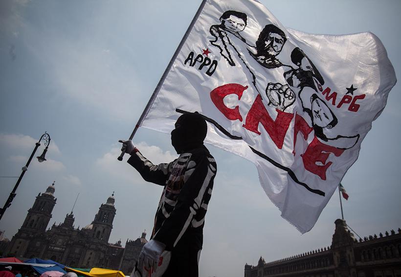 La CNTE inicia el próximo lunes nueva jornada de lucha contra la reforma educativa | El Imparcial de Oaxaca
