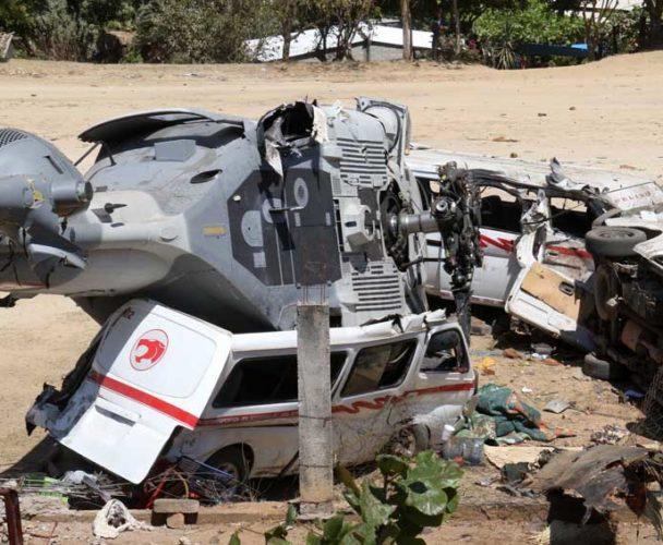 Demandan investigar a fondo accidente de nave en Jamiltepec, Oaxaca