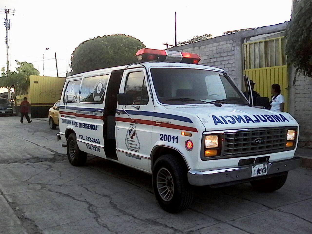 Se corta la mano  al abrir un portón en la colonia Morelos de Huajuapan, Oaxaca | El Imparcial de Oaxaca