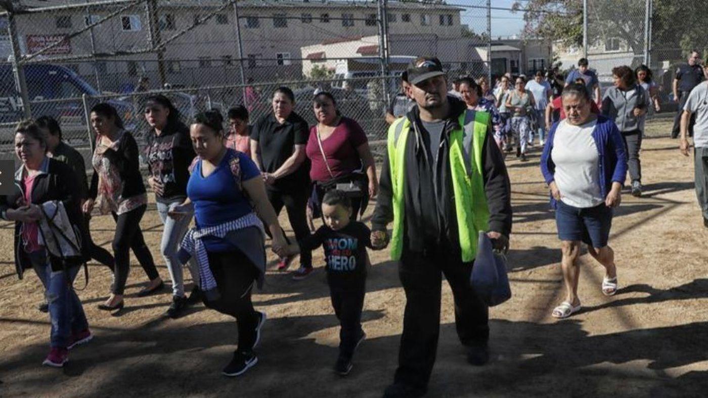 Tiroteo en escuela de Los Ángeles no fue intencional según autoridades | El Imparcial de Oaxaca