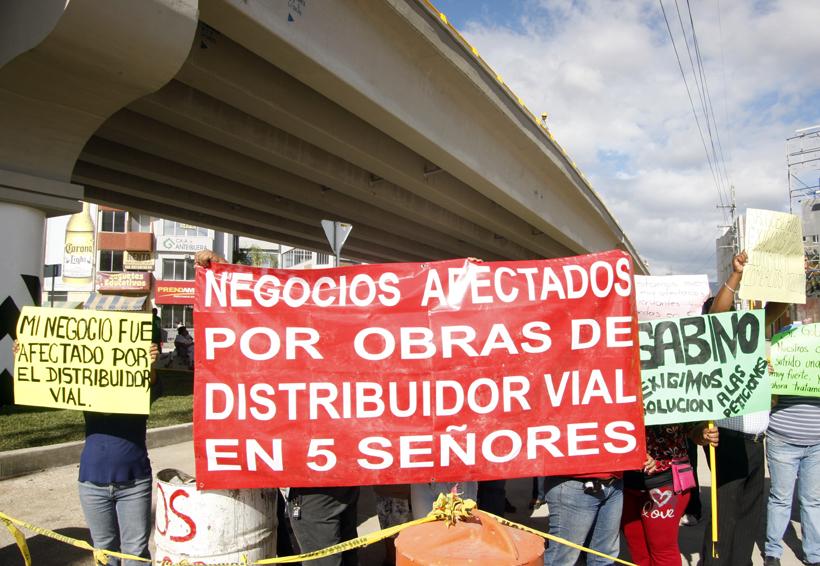 Vías rápidas en la capital de Oaxaca, sin presupuesto | El Imparcial de Oaxaca