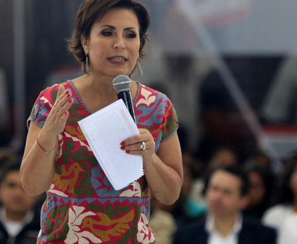 Declaran a Rosario Robles  persona non grata en Juchitán