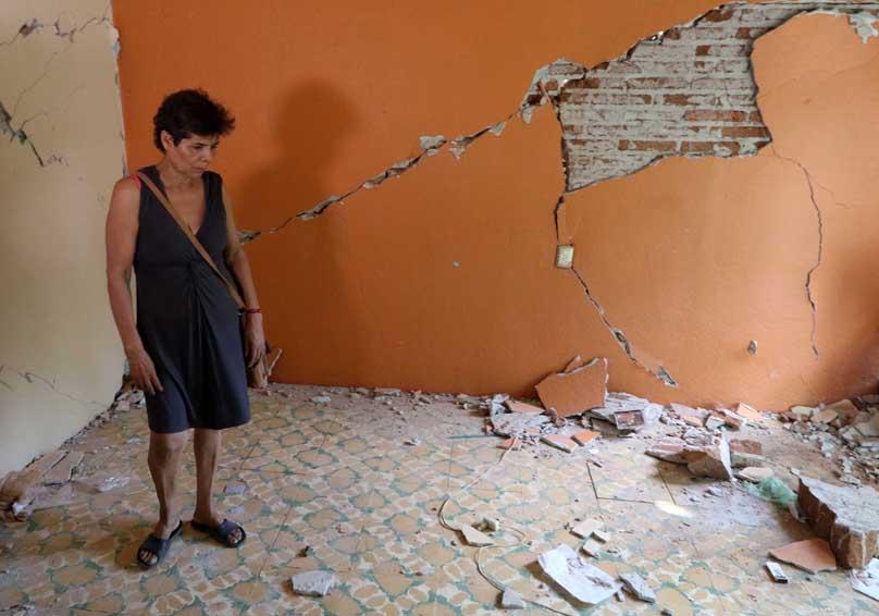 Sismo afectó 33 municipios en Oaxaca | El Imparcial de Oaxaca