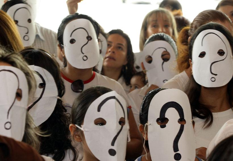 El sexenio de EPN acumula el mayor número de desapariciones de menores | El Imparcial de Oaxaca