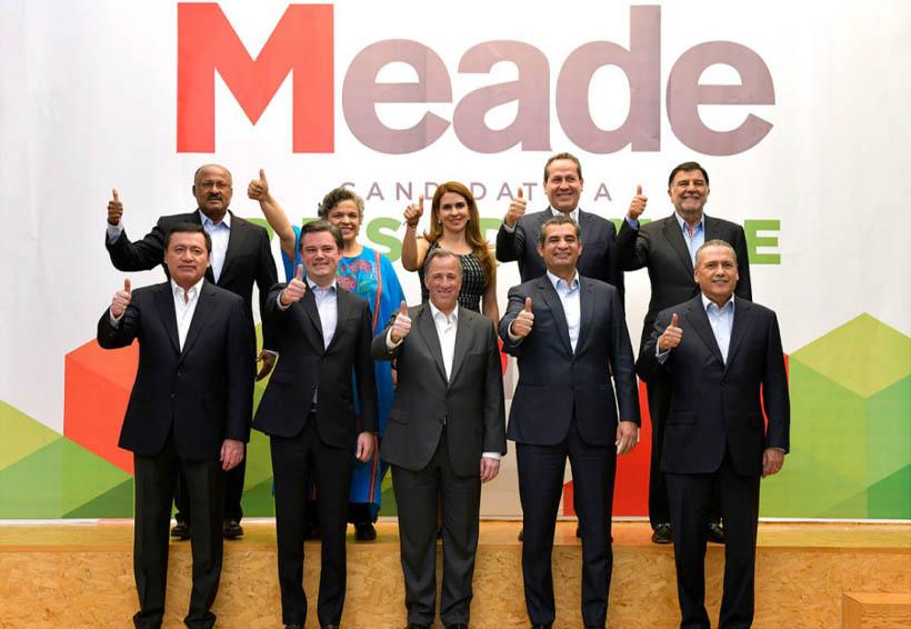 Meade suma a Osorio Chong, Paredes y Beltrones a su equipo | El Imparcial de Oaxaca