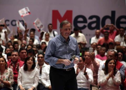 Meade cerrará precampaña en tercera posición   El Imparcial de Oaxaca