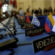 Aprueba OEA exhorto a gobierno de Venezuela por iniciativa de México