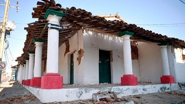 Piden cuentas sobre recursos para la reconstrucción luego de los sismos   El Imparcial de Oaxaca