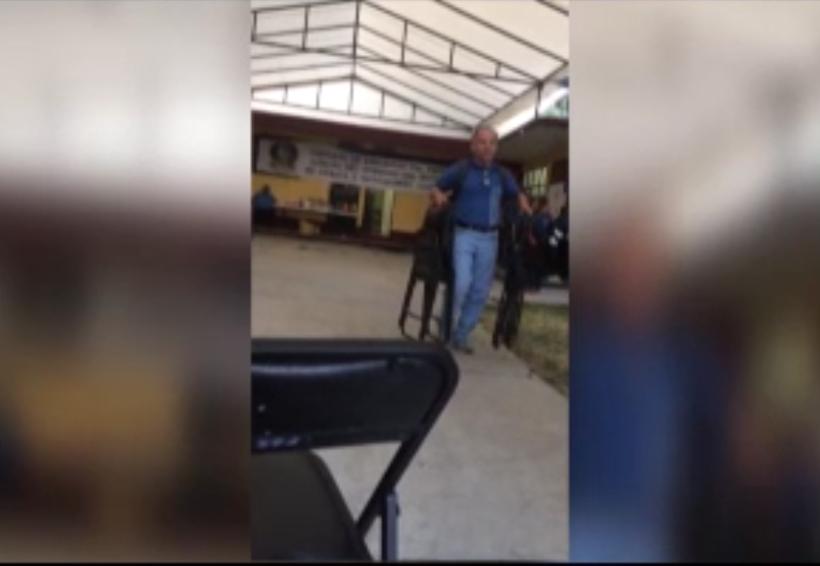 Vídeo: Trabajadores denuncian robo de sillas en edificio sindical del Poder Judicial de Oaxaca | El Imparcial de Oaxaca