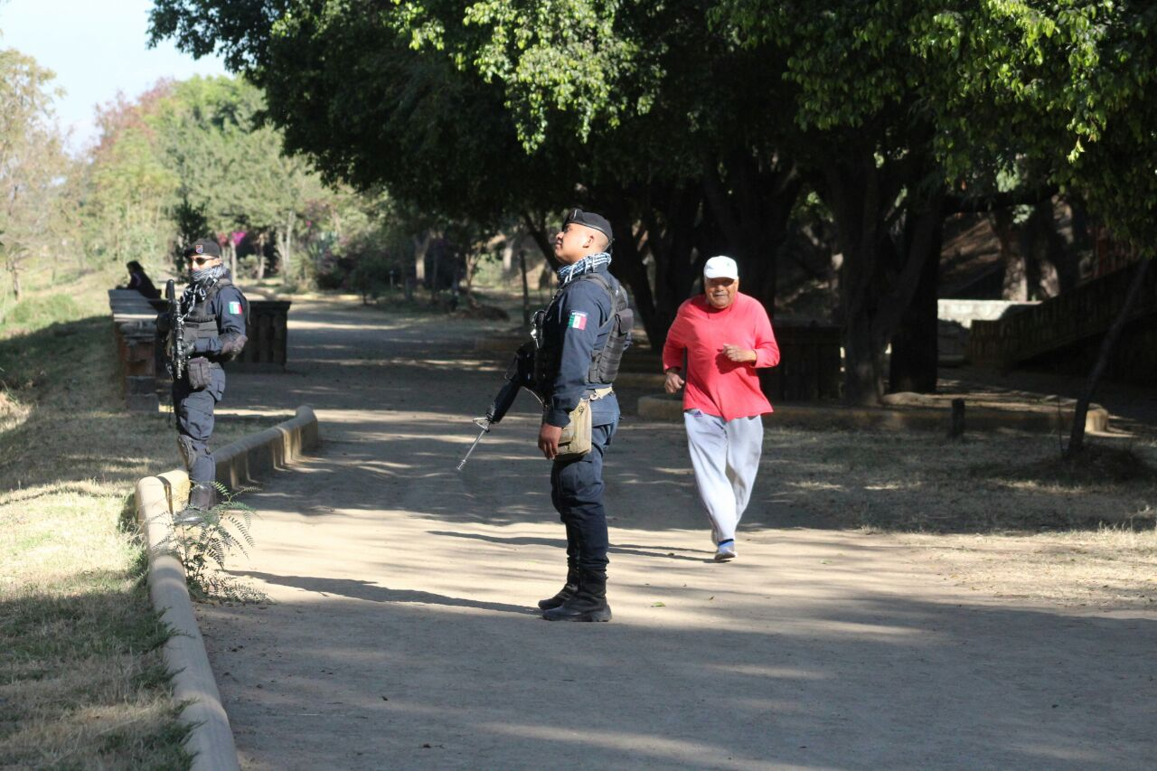 Garantizan seguridad en Oaxaca | El Imparcial de Oaxaca