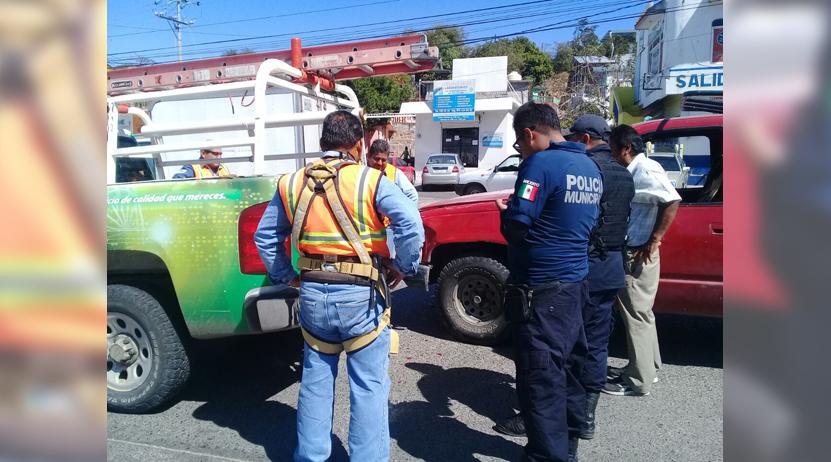 Colisión en la carretera Transístmica en Salina Cruz | El Imparcial de Oaxaca