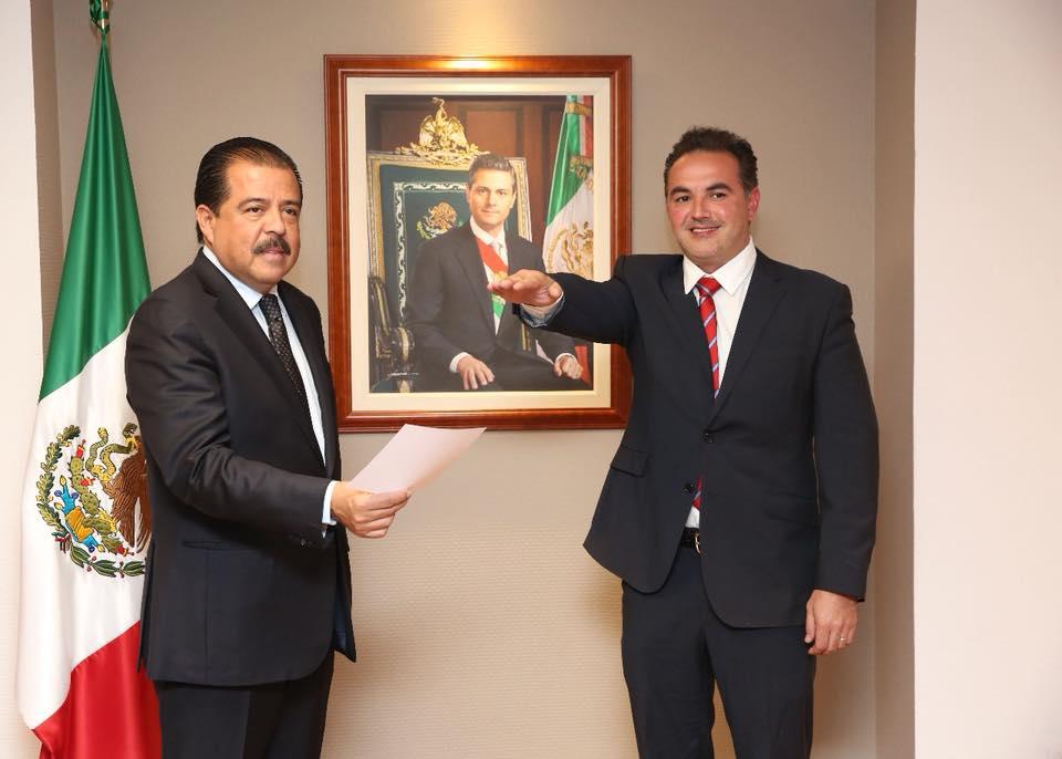 Asume Cué Navarro como delegado de la Sedesol | El Imparcial de Oaxaca