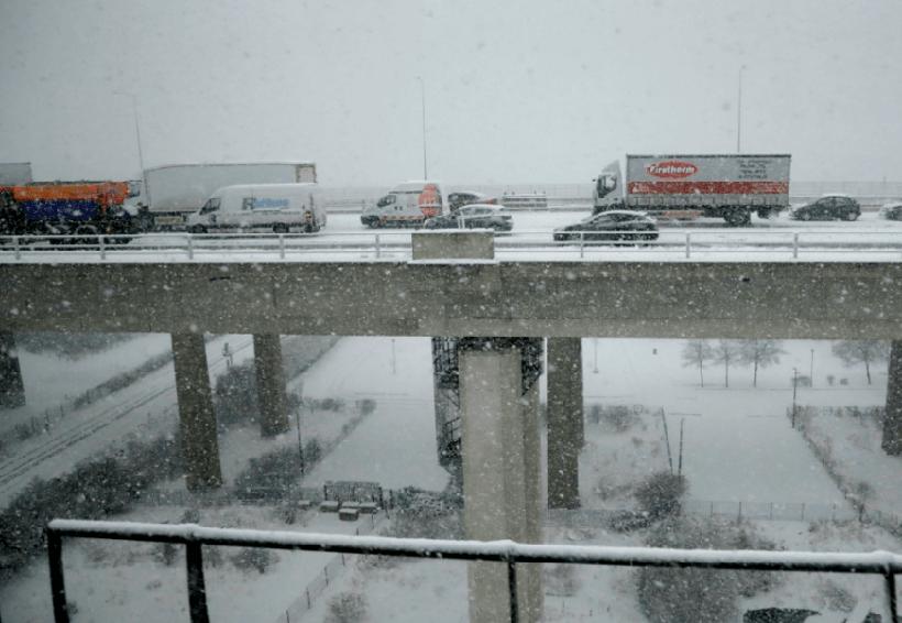 Europa es afectada por la peor ola de frío polar afecta | El Imparcial de Oaxaca