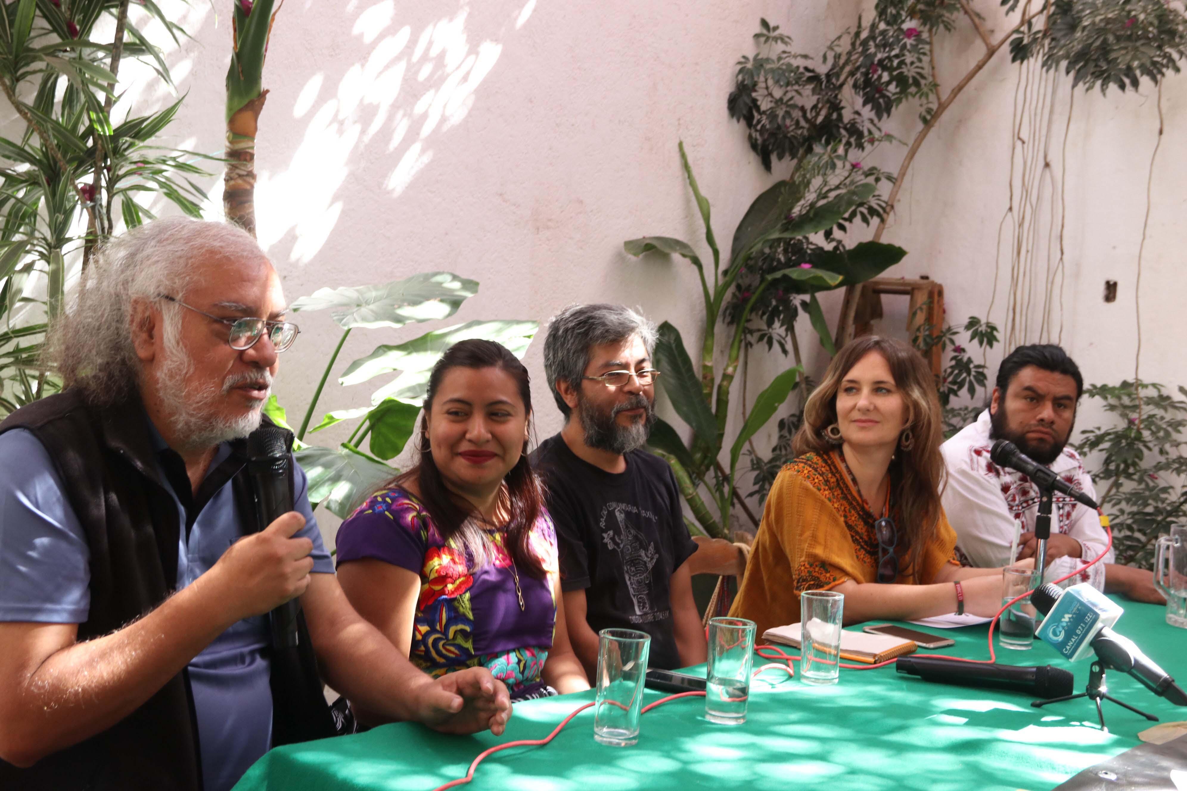 Auspicia UABJO el segundo Congreso Internacional de Comunalidad
