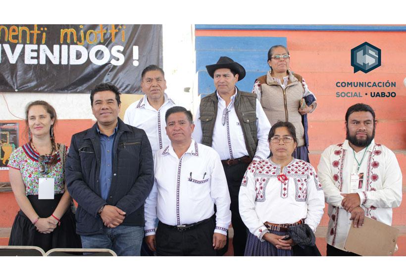 Trabaja la UABJO por una educación cercana a las comunidades: Eduardo Bautista