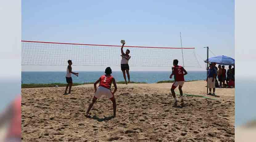 Definen delegación de vóleibol de playa | El Imparcial de Oaxaca