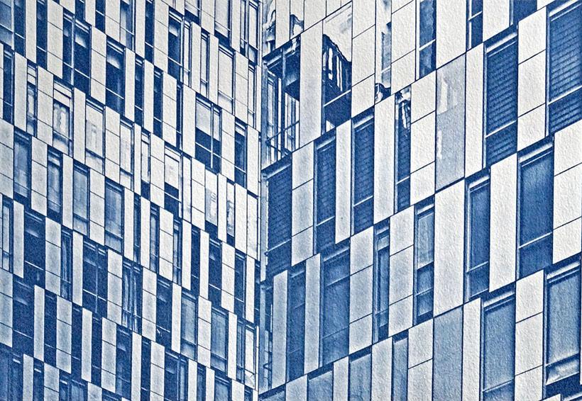 El paisaje urbano  en la mirada de  Sara Guerra