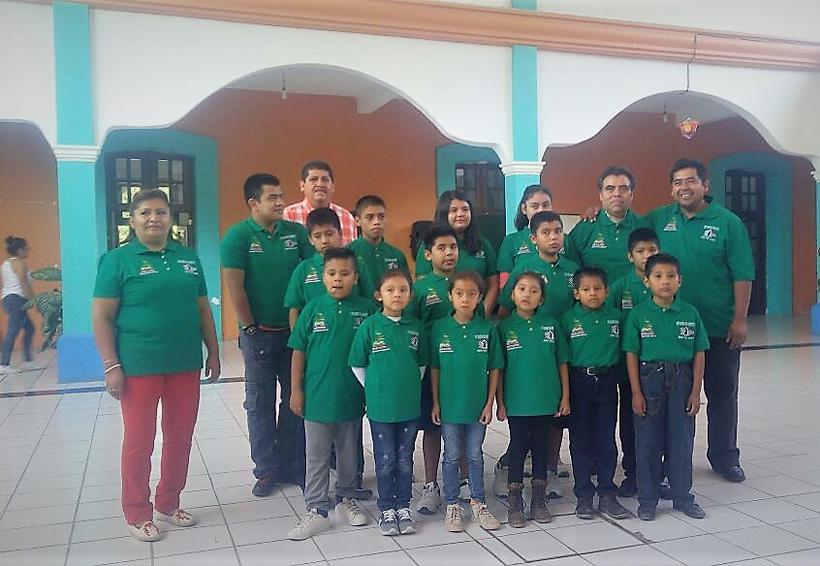 Niños partieron a los  juegos deportivos de  la Hermandad 2018 | El Imparcial de Oaxaca