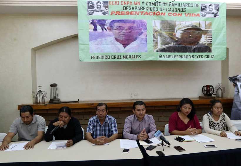 Urgen liberación de comuneros en San Pedro Cajonos, Oaxaca | El Imparcial de Oaxaca