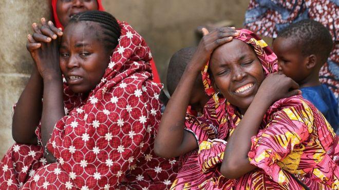Cien niñas secuestradas en Nigeria por el grupo Boko Haram | El Imparcial de Oaxaca