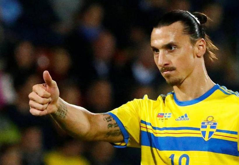 Ibrahimovic pretende volver a la Selección de Suecia y enfrentaría a México en el Mundial   El Imparcial de Oaxaca