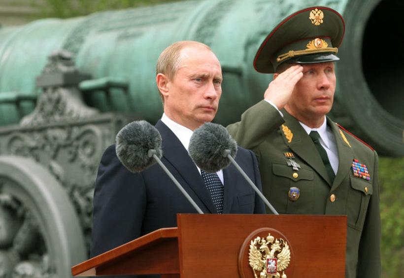 Vladimir Putin presenta nuevo armamento nuclear de Rusia | El Imparcial de Oaxaca