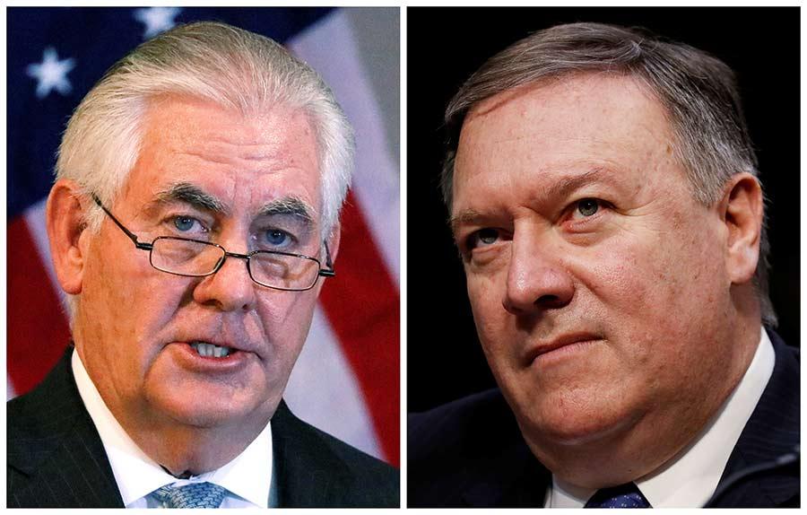 Trump confirma despido de Rex Tillerson como secretario de Estado | El Imparcial de Oaxaca
