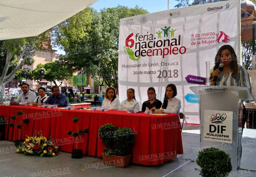 Realizan 6a. Feria del Empleo en Huajuapan, Oaxaca | El Imparcial de Oaxaca
