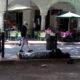 Baches y bloqueos reciben a turistas en Oaxaca