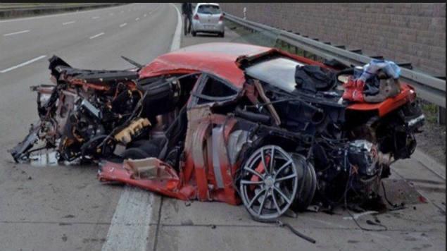Lord Ferrari no acude a declarar por accidente de automóvil. Noticias en tiempo real